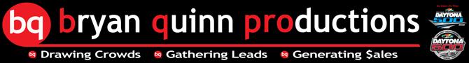 BQPros – Bryan Quinn Productions Logo